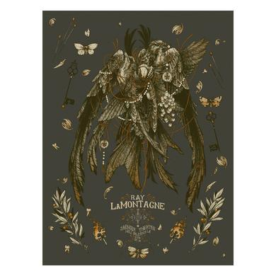 Ray Lamontagne The Ouroboros Tour 2016 - New Orleans, LA Poster
