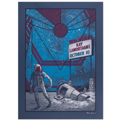 Ray Lamontagne 29014 Vina Robles, CA Event Poster