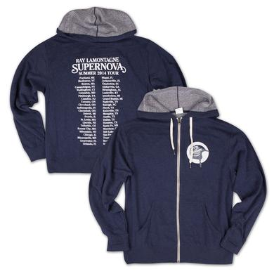Ray LaMontagne 'Supernova' Summer Tour Hoodie