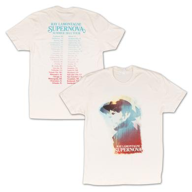 Ray LaMontagne 2014 'Supernova' Tour T-shirt