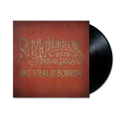 "Ray Lamontagne Beg, Steal or Borrow 45"" Vinyl"