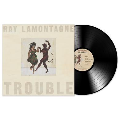 Ray LaMontagne Trouble LP (Vinyl)