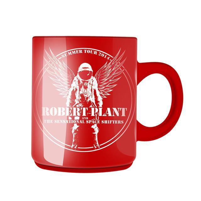 Robert Plant Solar Astronaut Mug