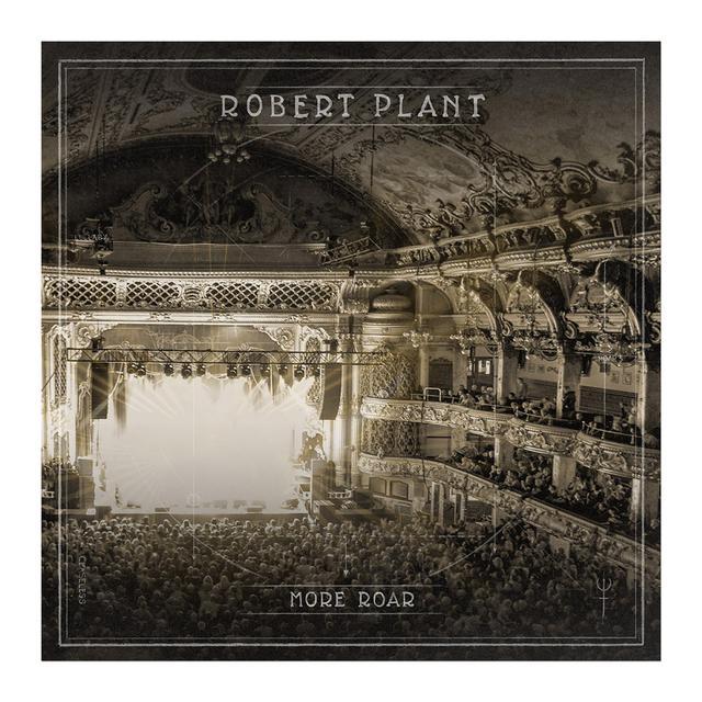 Robert Plant More Roar EP Vinyl Album