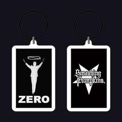 Smashing Pumpkins Zero Halo Acrylic Keychain