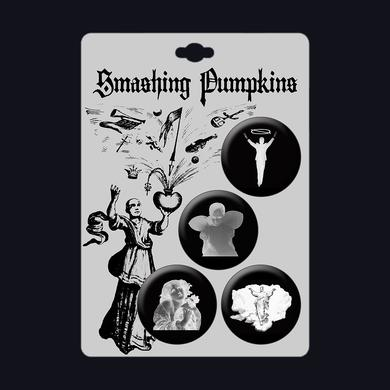 Smashing Pumpkins In Plainsong Pin Set