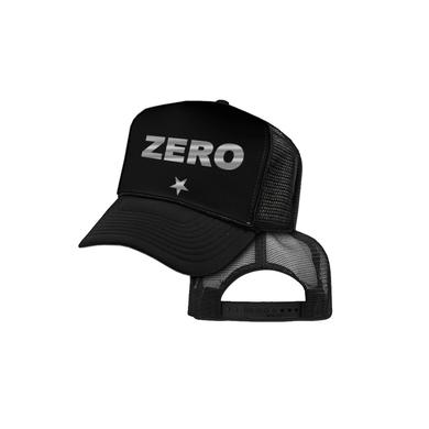 Smashing Pumpkins Zero Trucker Hat