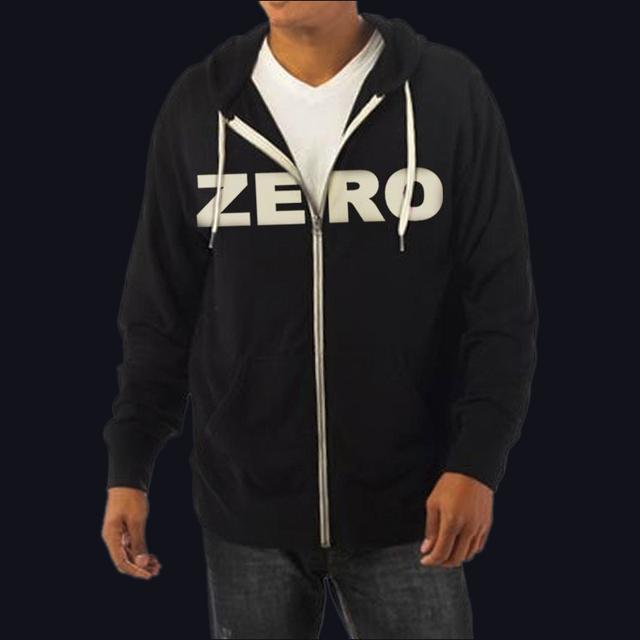 Smashing Pumpkins Zero Zip Hooded Sweatshirt