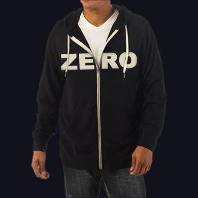 Smashing Pumpkins Zero Zip Hooded Sweatshirt