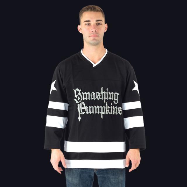 The Smashing Pumpkins Zero Zero Hockey Jersey