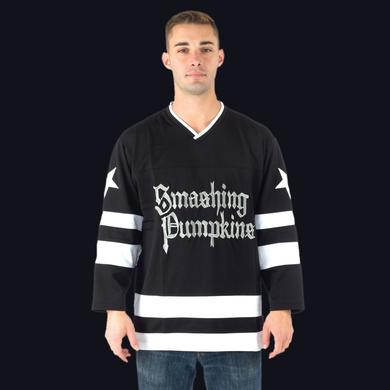 The Smashing Pumpkins Zero Zero Hockey Jersey