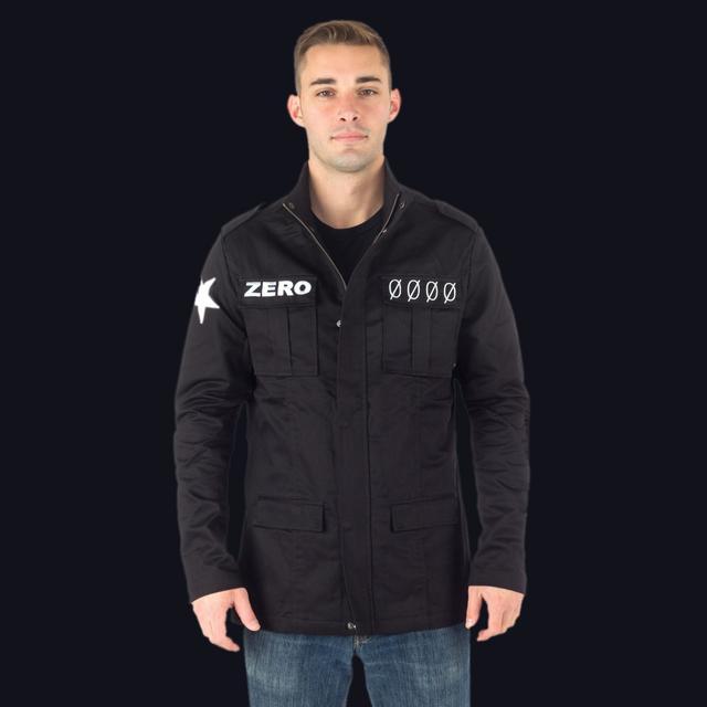 The Smashing Pumpkins Zero Rank Military Jacket