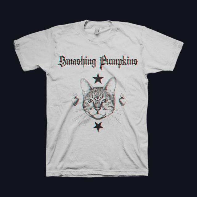 Smashing Pumpkins 3D Eye T-Shirt