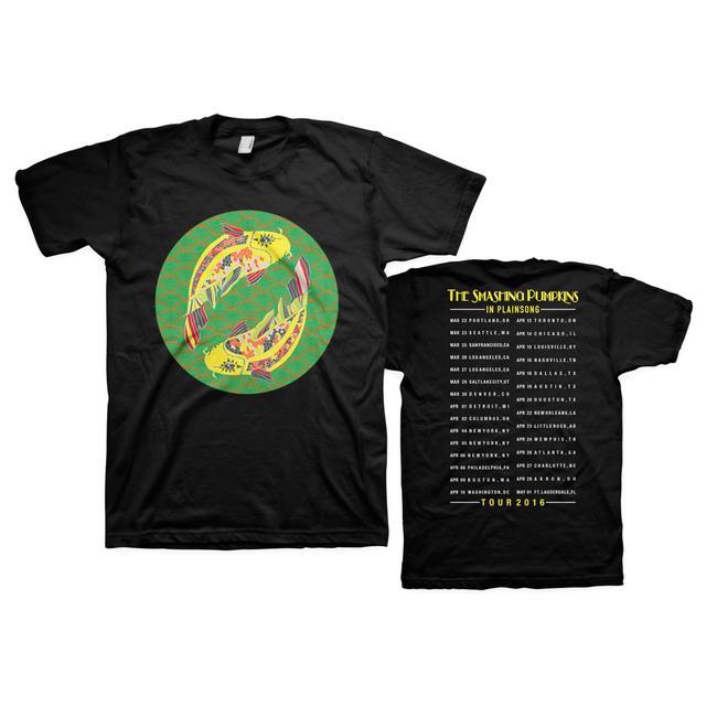 The Smashing Pumpkins KOI TOUR TEE