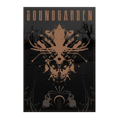 Soundgarden Exclusive Echo Of Miles Collectible Print
