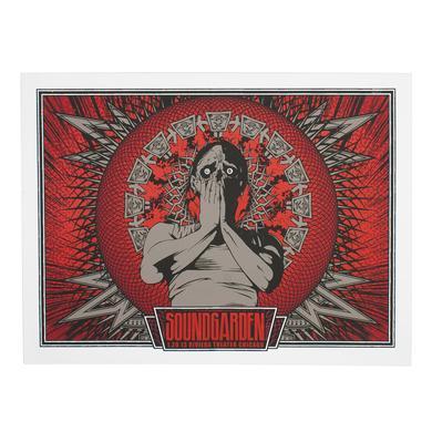 Soundgarden Riveria Event Poster