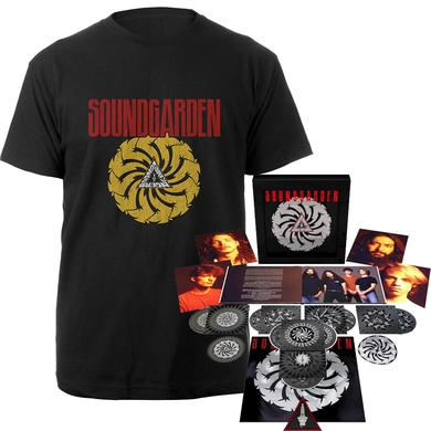 Soundgarden Badmotorfinger Super Deluxe Edition + Tee Bundle