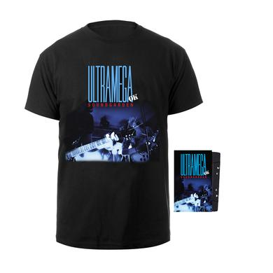 Soundgarden Ultramega OK Cassette + Tee Bundle
