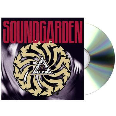 Soundgarden Badmotorfinger 25th Anniversary CD