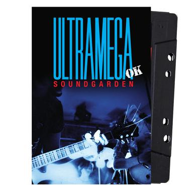 Soundgarden Ultramega OK Cassette Re-Issue