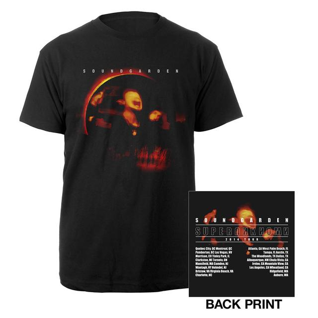 Soundgarden 2014 Superunknown Tour Tee