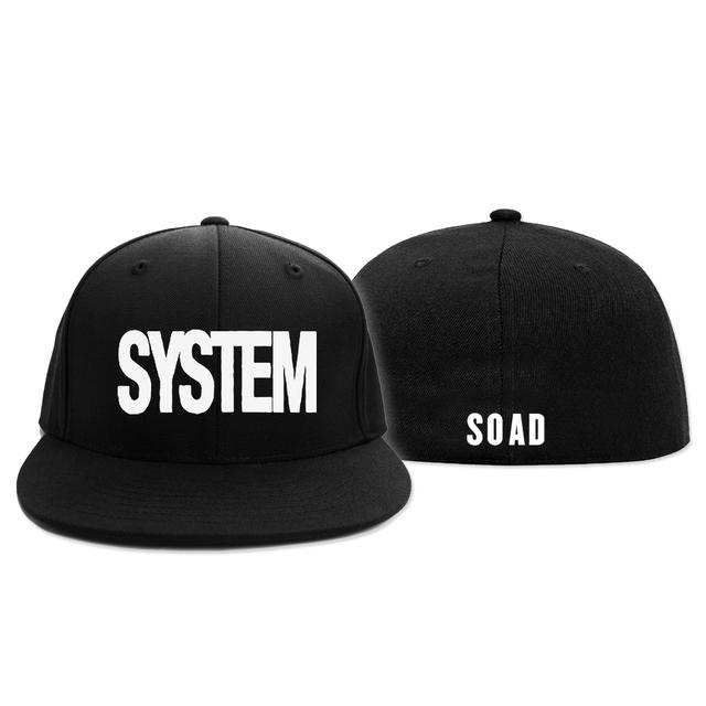 System Of A Down Stack Logo Hat