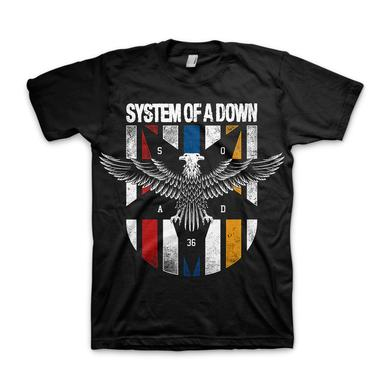 System Of A Down Eagle T-Shirt