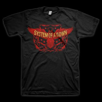 System Of A Down Spread Eagle T-Shirt