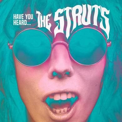 The Struts Have You Heard... EP CD (Vinyl)