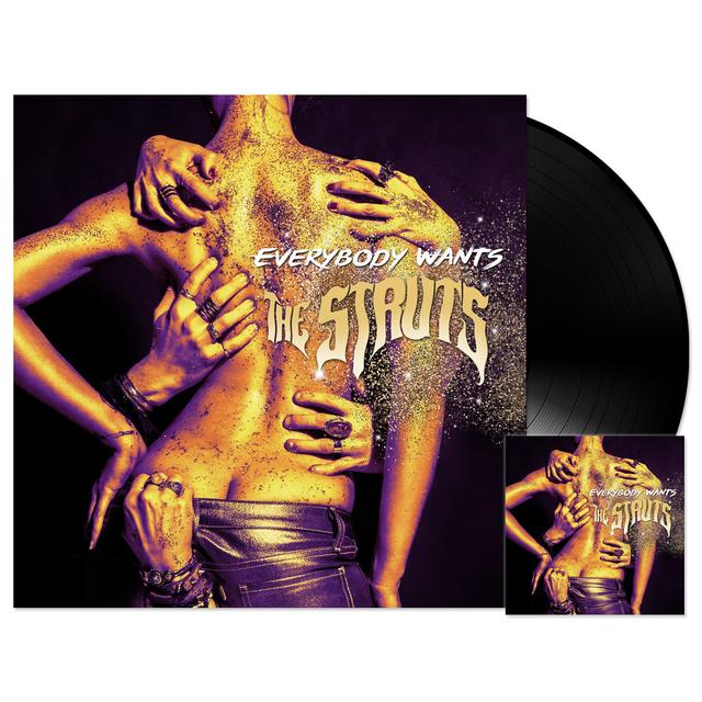 The Struts Vinyl + Digital Album