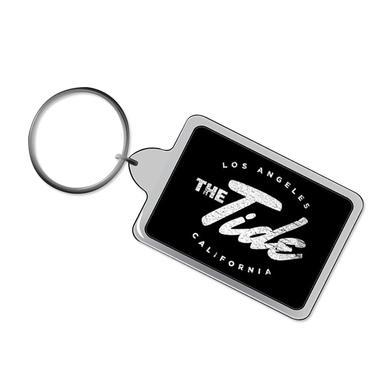 The Tide Logo Key Ring