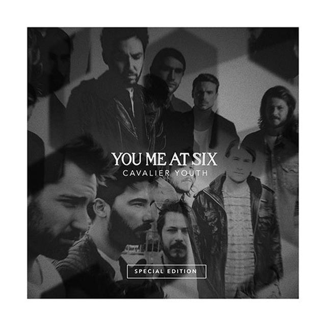 You Me At Six Cavalier Youth CD/DVD