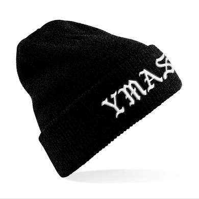You Me At Six YMAS Logo Black Beanie