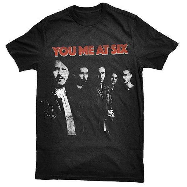 You Me At Six Photo Photo/2015 Itin T-shirt
