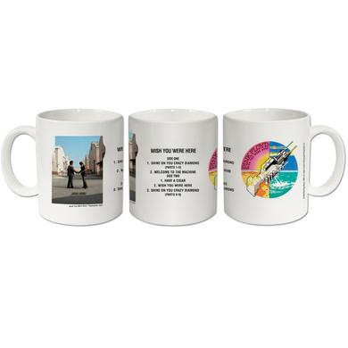 Pink Floyd Wish You Were Here Vinyl Collection Mug
