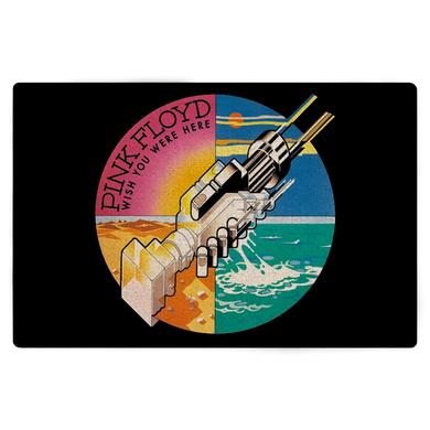 Pink Floyd Wish You Were Here Doormat