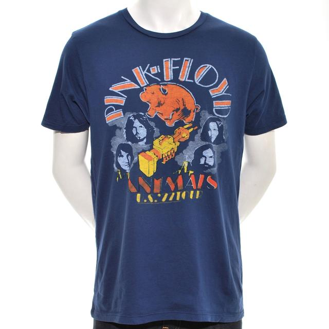 Pink Floyd Shake Hands With The Pig '77 Tour T-Shirt