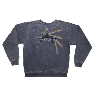 Pink Floyd Women's Tumbling Prisms Sweatshirt