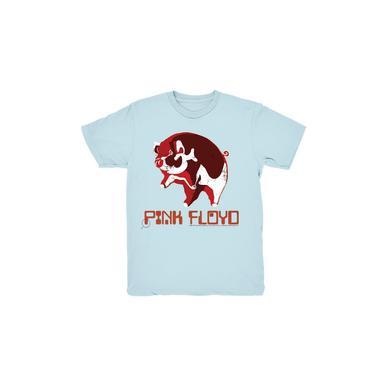 Pink Floyd Blue Kids (One Of) Three Pigs T-Shirt