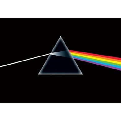 Pink Floyd TDSOTM Album Art Poster