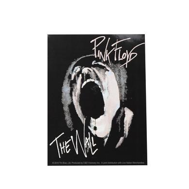 Pink Floyd Screaming Wall Sticker
