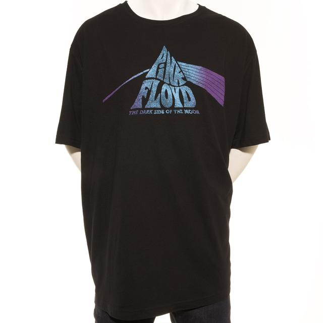 Pink Floyd Psychedelic Prism Logo T-Shirt