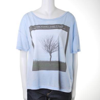 Pink Floyd Take It Back Women's Boyfriend T-Shirt