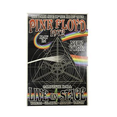 Pink Floyd Dark Side Names Poster