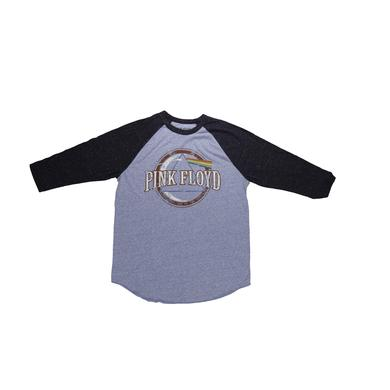 Pink Floyd Powder Blue Eclipse Raglan
