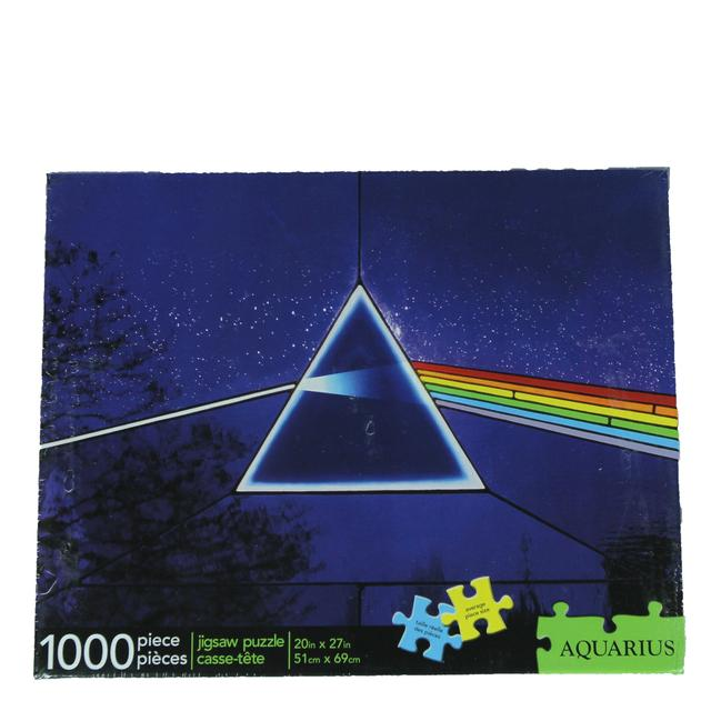 Pink Floyd Dark Side of the Moon Puzzle