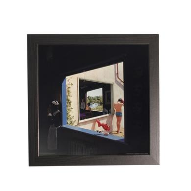 Echoes: The Best of Pink Floyd 12x12 Framed Fine Art Print
