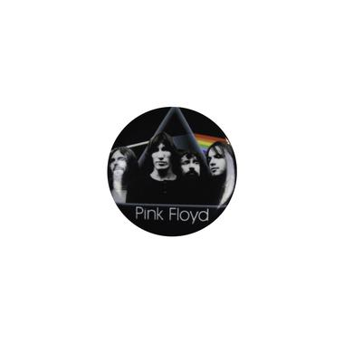 Pink Floyd Prism Faces Button
