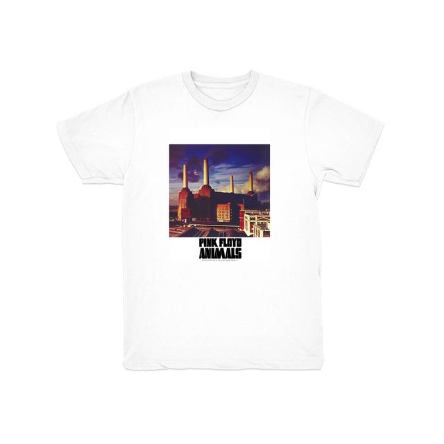 Pink Floyd White Youth Animals T-Shirt