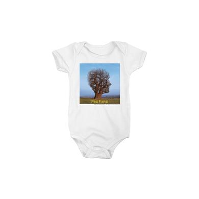Pink Floyd White Tree Of Half Life Onesie